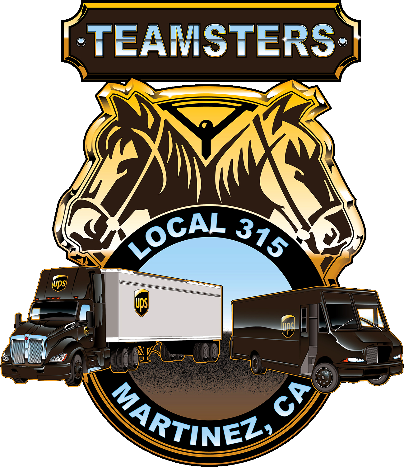 UPS Teamsters Color