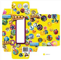 Sticker PackagingDesign-2
