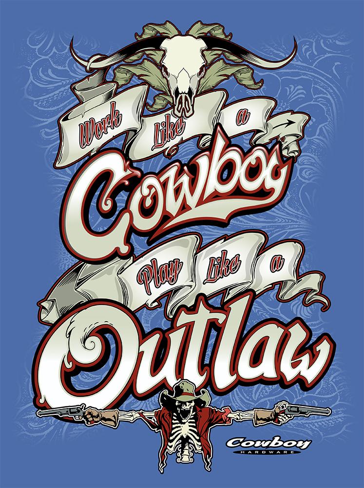 Work Like A Cowboy