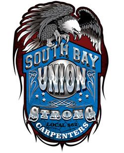 Union Stronge Decal 2