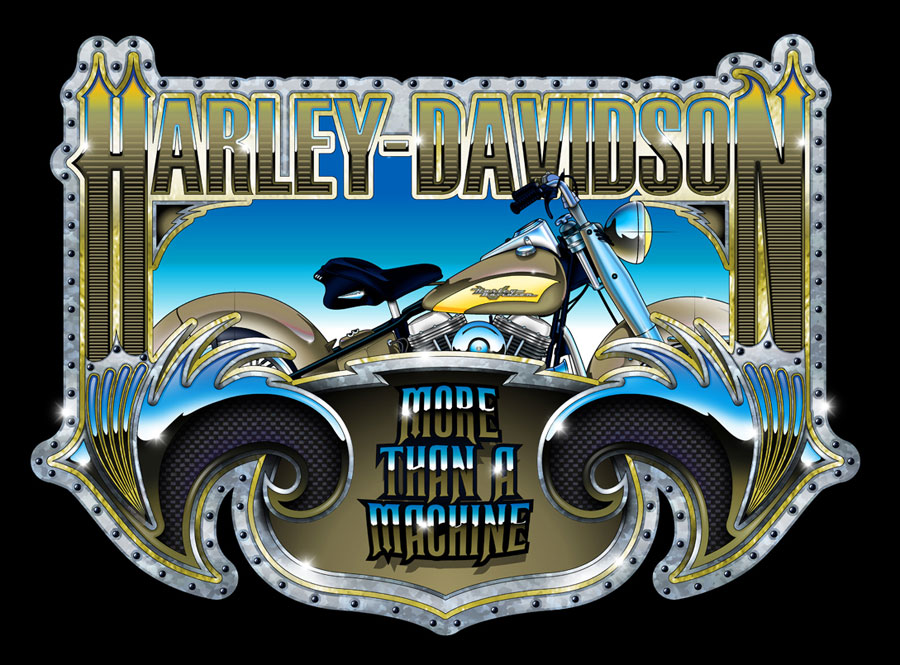 Harley-Frame-2