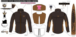 CowgirlHardware PolyShell Jacket-1