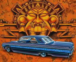 Low rider Impala