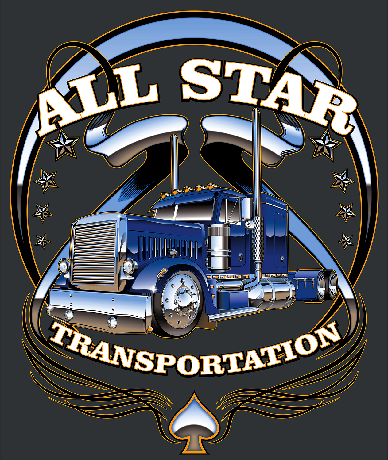 All Star Trucks Color