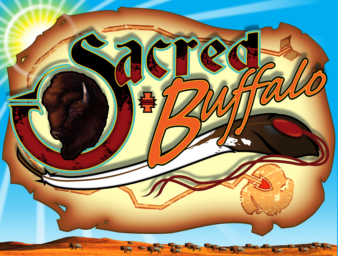 TitleScreenSacred Buffalo