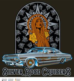 Silver Rose Cruiser Color