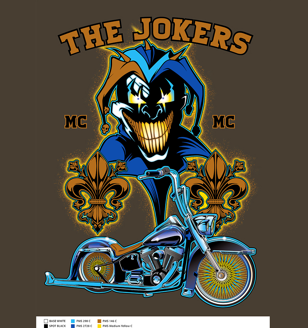 Jokers MC Color