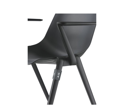 When Creating Our Aula Multipurpose Chair, The Designers And Engineers Took  Plastic As A Material To A New Aesthetic And Functional Level.