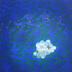 Taste for the Arts-The Plum Blossoms Bloom 2, 2017