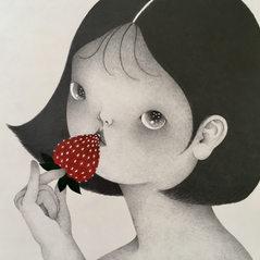 Strawberry Girl, 2018