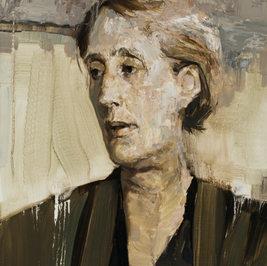 Virginia Woolf, 2017(SOLD)