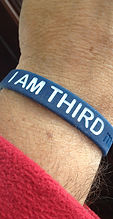 I am third wristband