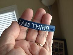I amd third wristband1