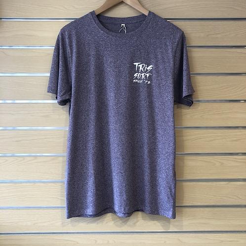 Classic Sun Tee - Purple Marl