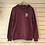 Thumbnail: Unisex Pullover Hoody - Burgundy