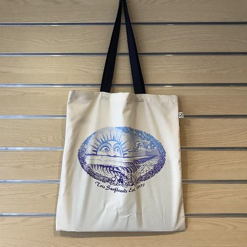 Tris Sun Tote Bag