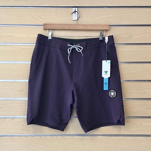 "Solid Sets 18.5"" Boardshort - Purple Haze"