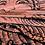 Thumbnail: Tris Surf  Beach/Travel Towel - Terracotta