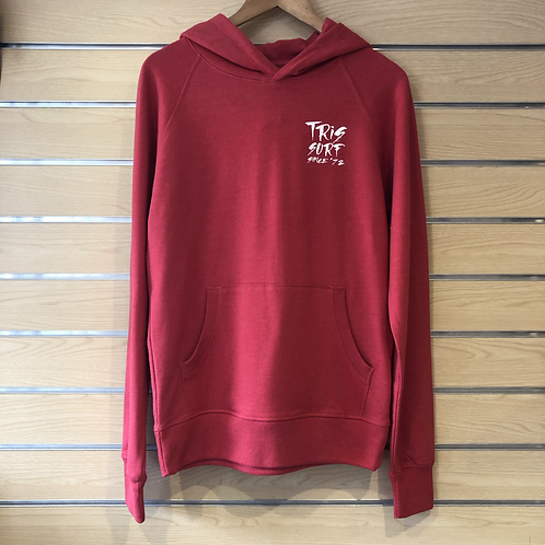 Unisex Pullover Hoody - Red