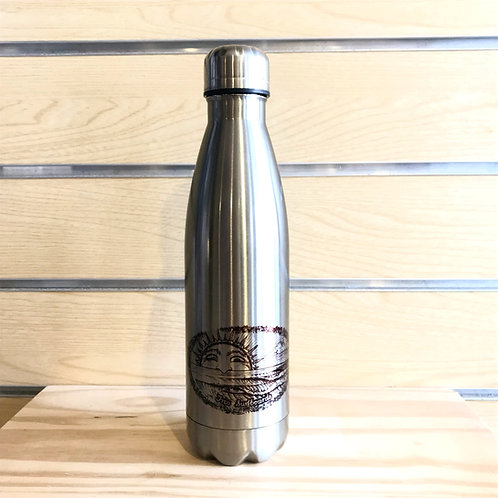 Tris Surf Water Bottle - Stainless Steel