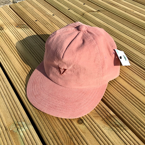 Yewview Hat - Dusty Pink Cord