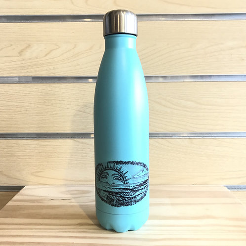 Tris Surf Water Bottle - Matte Mint