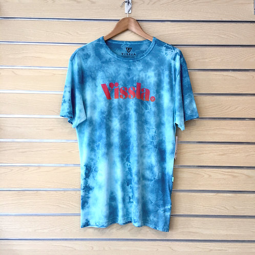 Tie Dye Tee - Blue Wash