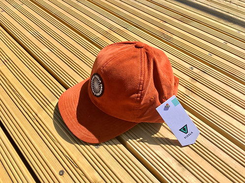 Flare Out Hat - Rust