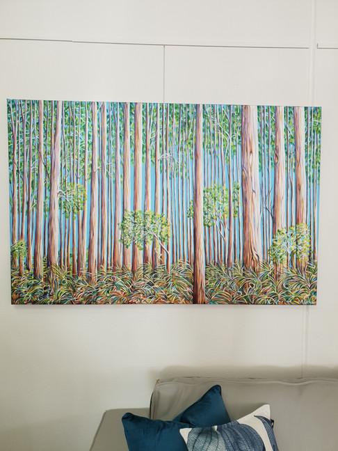 Trees by Michelle Gelmi