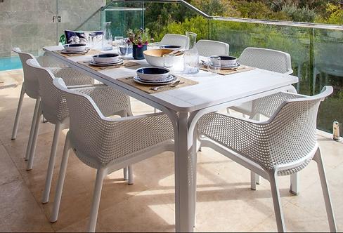 Portafino extension table setting