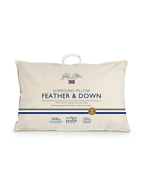 John Cotton Surround Pillow