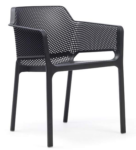 Antracite chair