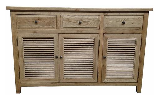 Lourdes Oak Sideboard