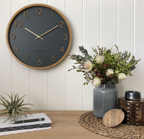 Scarlette Wall clock