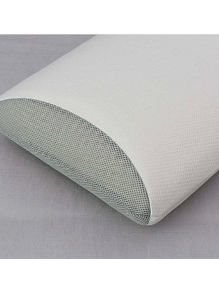 John Cotton Memory Foam Pillows Classic High