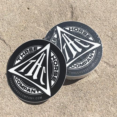 THC Logo Sticker