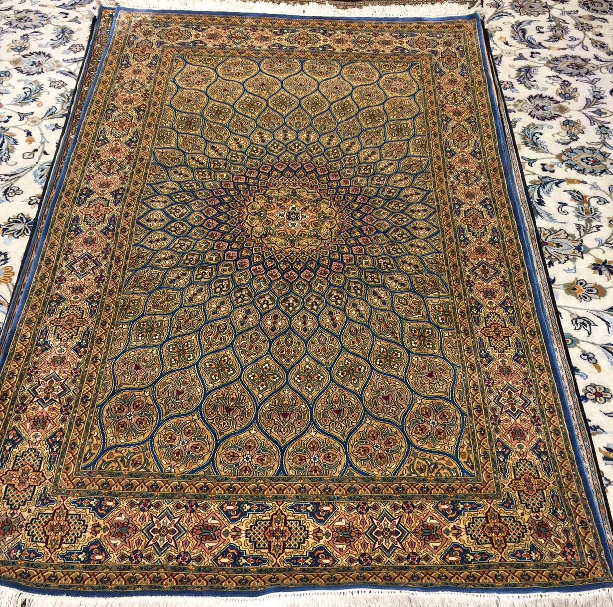 Kashmiri Silk