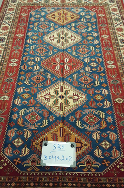 Ghazni Carpet