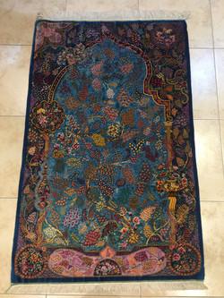 Silk Persian Carpet