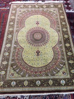 Fine Silk rug