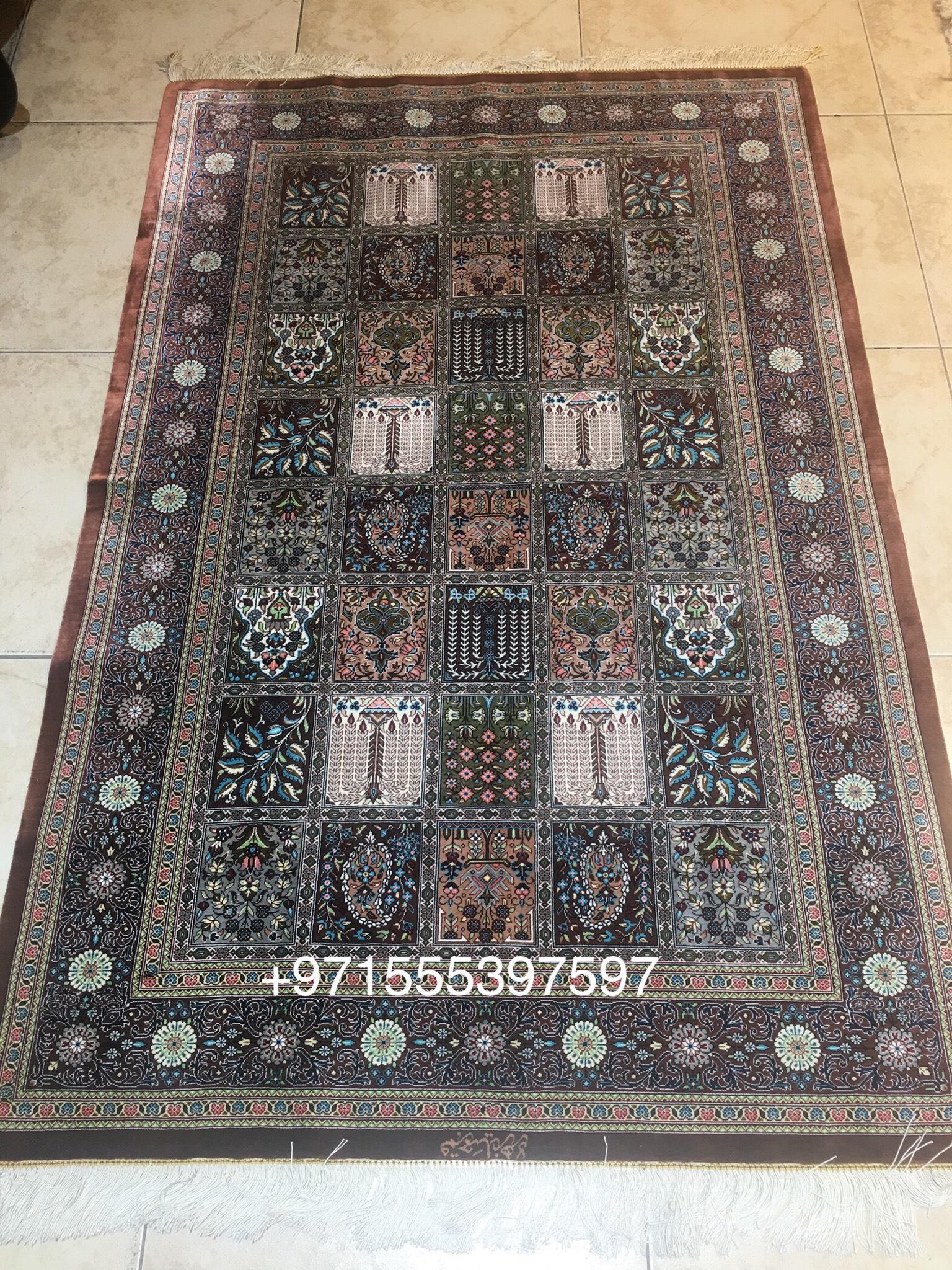 Top Quality Silk Carpet