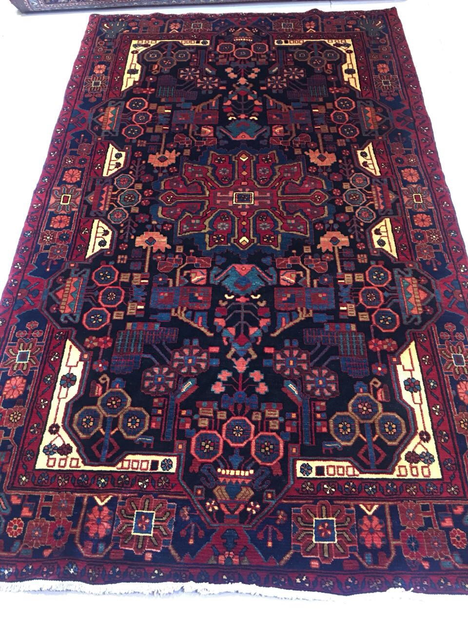 Persian Old Carpet