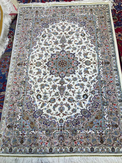 Kashan Silk