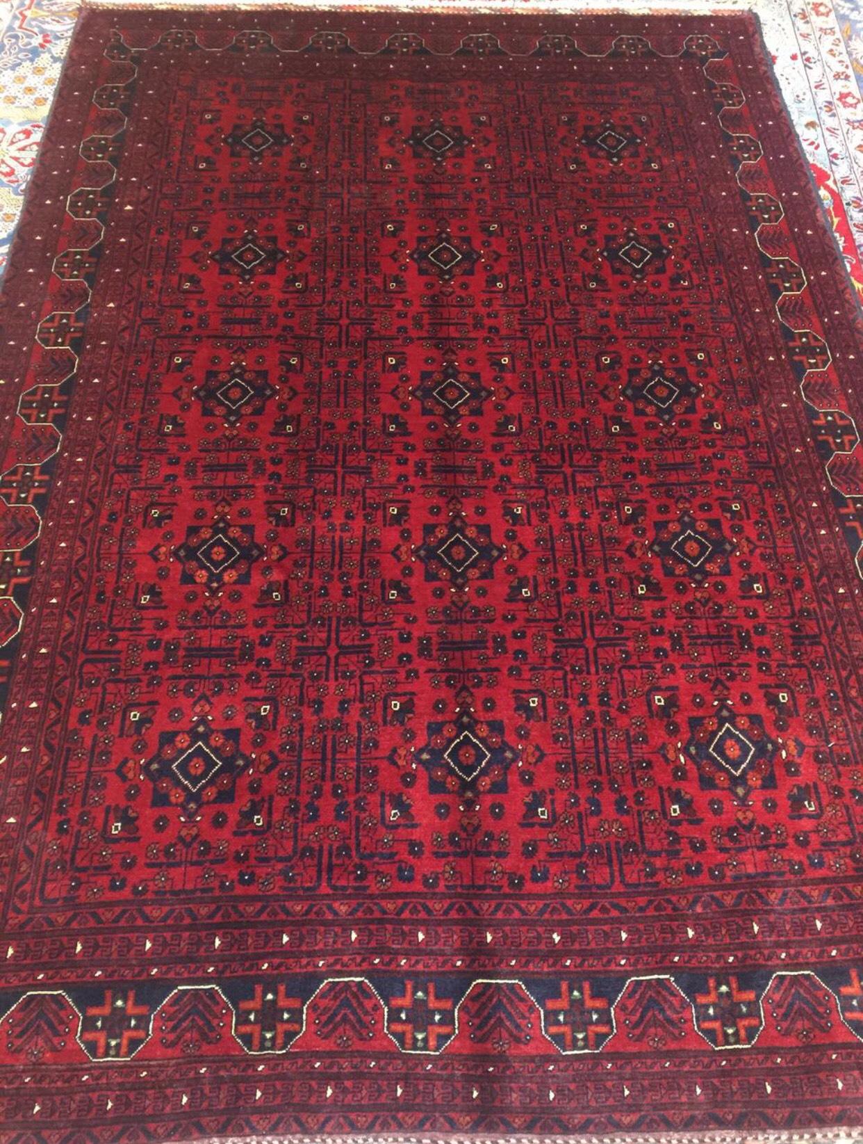 afghani rug