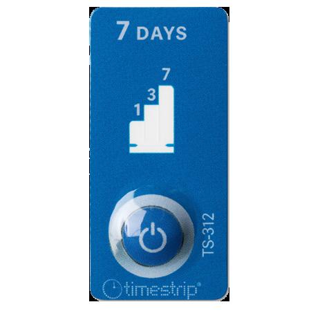 TST7D Timestrip® 7 Day