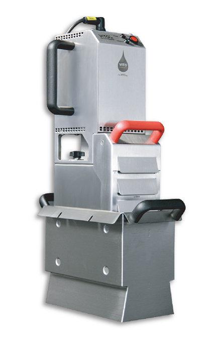 VITO 80 oil filter system 濾油糸統