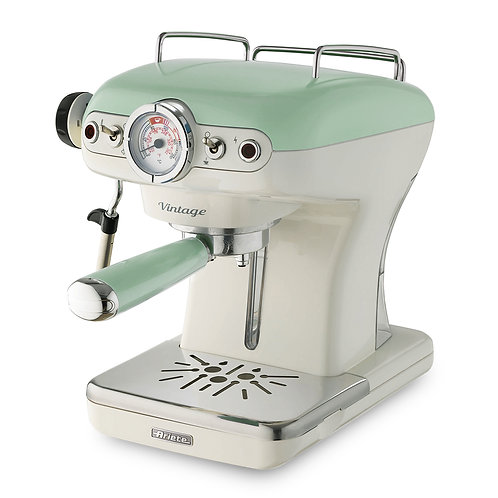 1389/14 復古系咖啡機 (綠色) Vintage Expresso Machine (Green)