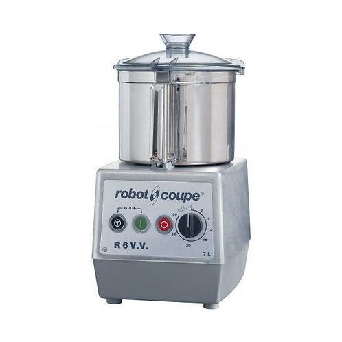 R6 V.V. 台式切割攪拌機   Table-Top Cutter Mixer