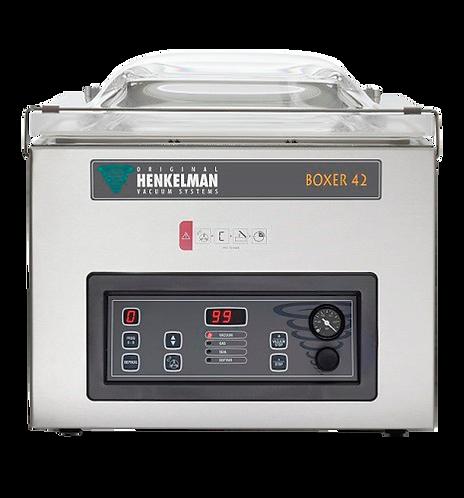 Boxer 42 Vacuum System