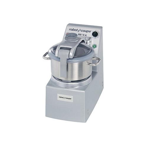 R8 V.V. 台式切割攪拌機   Table-Top Cutter Mixer